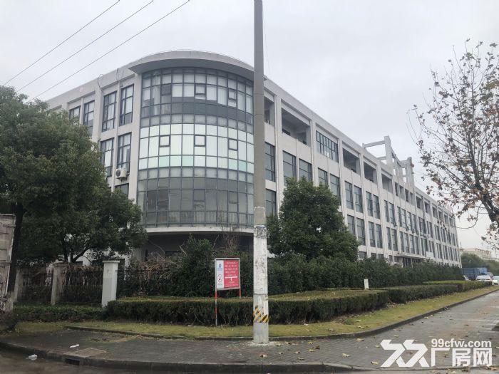 出租浦东航头镇已隔好厂房办公室仓库,适合电商,摄影,培训机构-图(1)