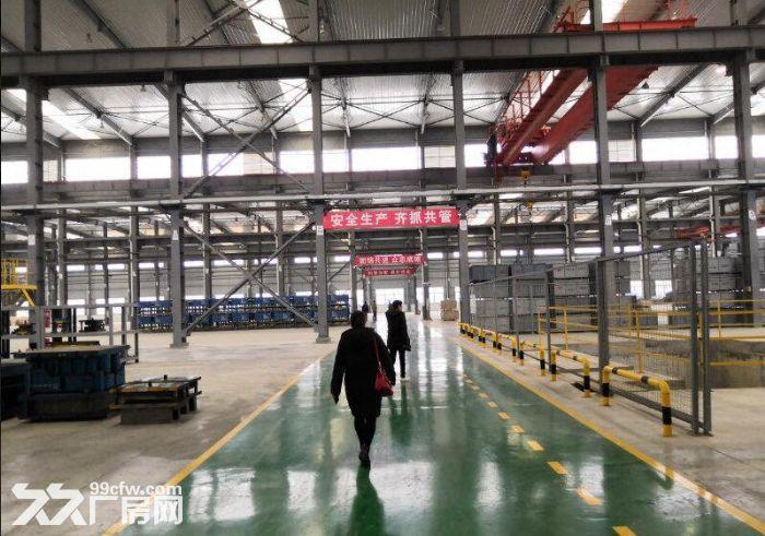 龙泉经开区成龙大道旁1000平带行车厂房租售-图(1)