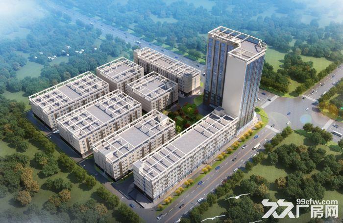 安吉高速旁生产研发综合楼,6米层高标准厂房-图(1)