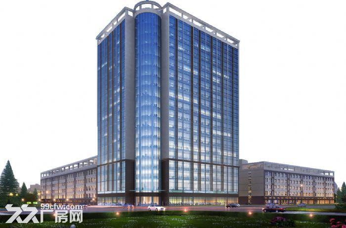 安吉高速旁生产研发综合楼,6米层高标准厂房-图(2)