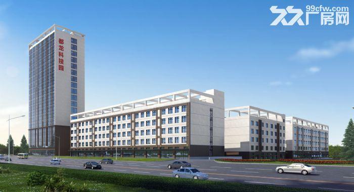 安吉高速旁生产研发综合楼,6米层高标准厂房-图(3)