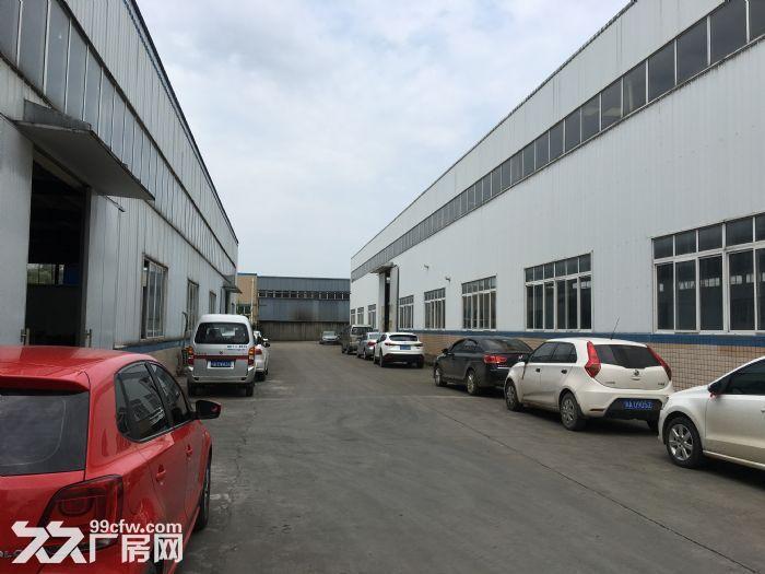 双流西航港双华路2800平米独栋带行轨厂房出租-图(3)