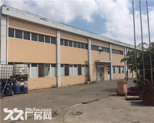 蓬朗镇原房东单层2300平证件齐全厂房出租-图(1)