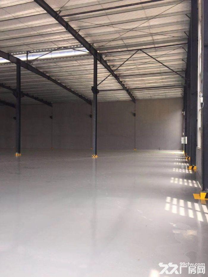 非中介)生产型2380㎡1124㎡1899㎡独门独院新建标准钢架厂房证据齐全-图(2)