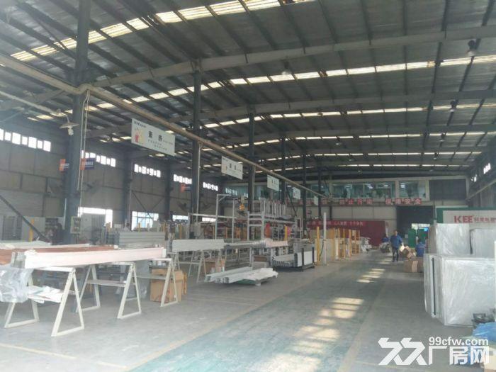 西航港靠近双华路3200平米独栋带行车厂房出租-图(4)
