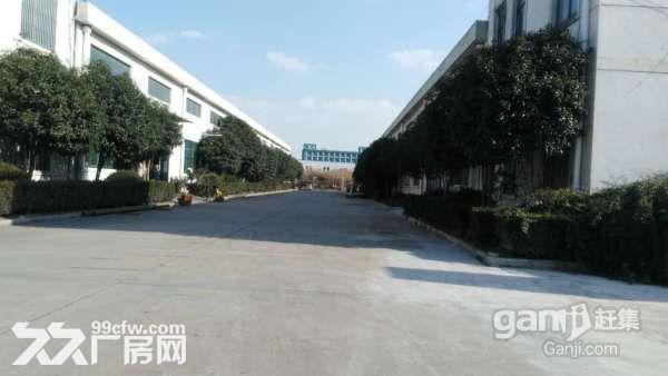 九干路附近,1080平方单层厂房可分租,产证齐全,近沪松公路-图(1)
