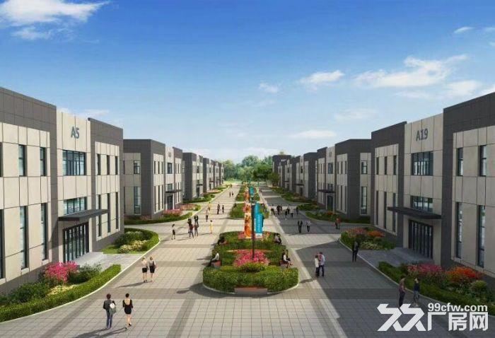 独立产权省级重点产业园区厂办一体可生产可环评-图(2)