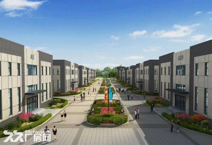 京津冀稀缺单层标准厂房厂办一体可生产可环评-图(2)