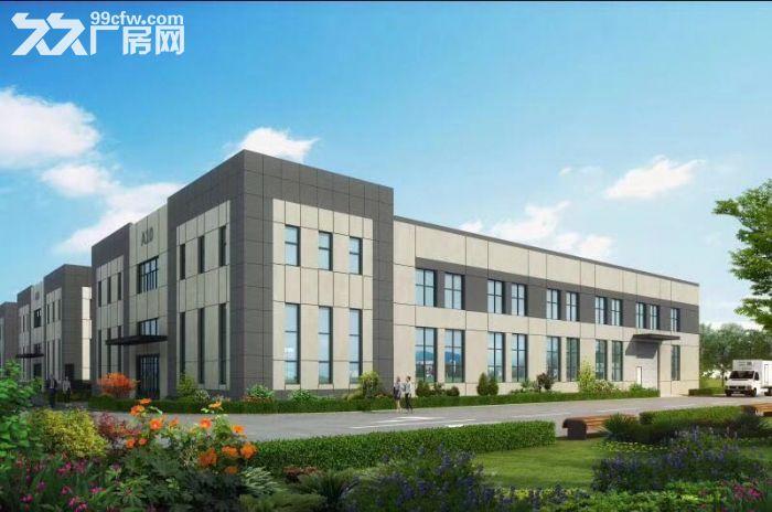 京津冀稀缺单层标准厂房厂办一体可生产可环评-图(3)