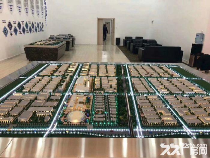 京津冀稀缺单层标准厂房厂办一体可生产可环评-图(4)