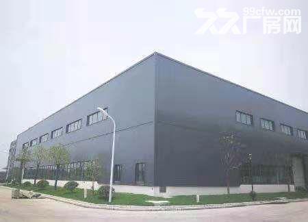 昆港公路附近,104地块,消防丙二类7000平方单层厂房,仓库可分租,层高10米-图(2)