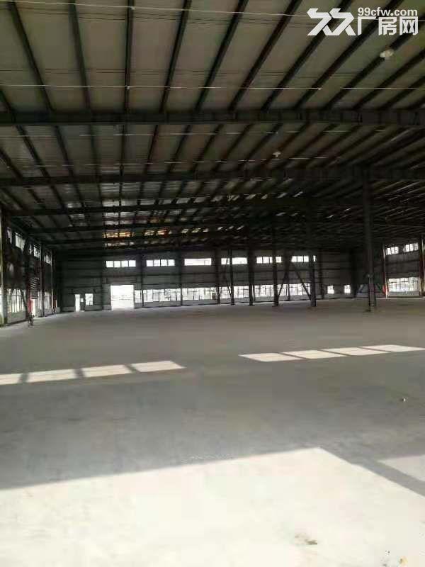昆港公路附近,104地块,消防丙二类7000平方单层厂房,仓库可分租,层高10米-图(4)
