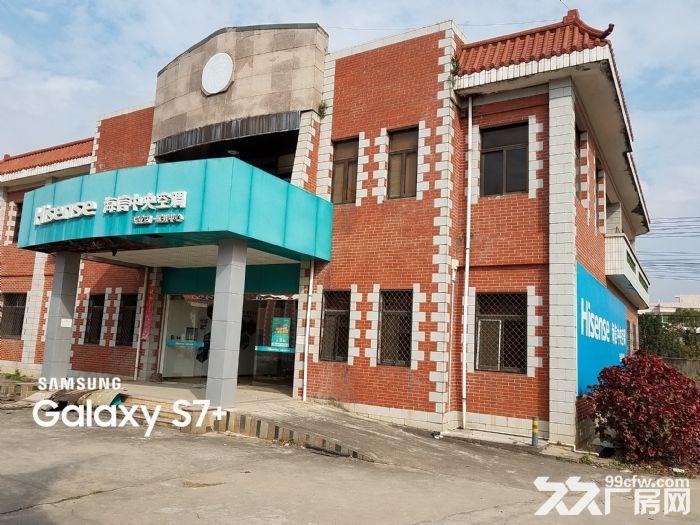 漳浦绥安工业开发区5000平米厂房便宜出租-图(2)