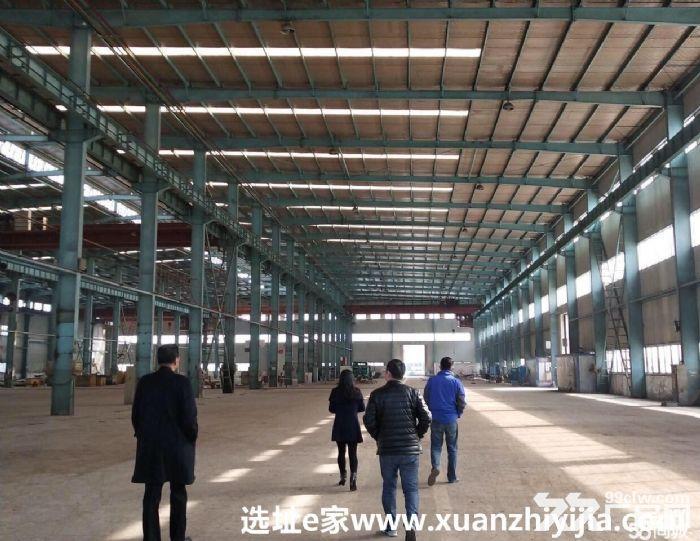 武汉光谷钢构厂房1500−2万平(可做仓库物流)非中介。-图(1)