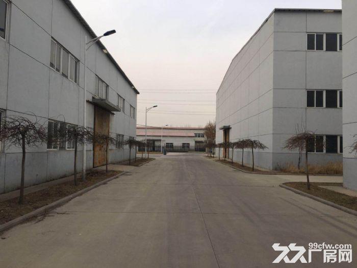 天津宝坻17600平米厂房出租证照齐全可办环评园区直租-图(1)