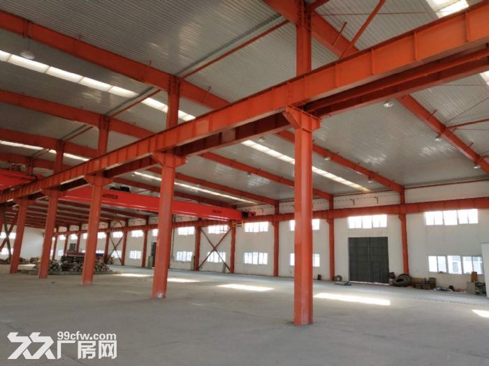 天津宝坻17600平米厂房出租证照齐全可办环评园区直租-图(2)