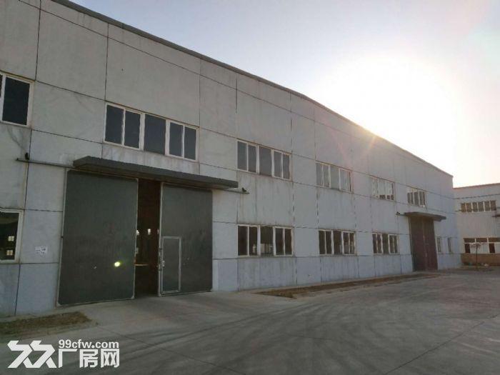 天津宝坻17600平米厂房出租证照齐全可办环评园区直租-图(3)