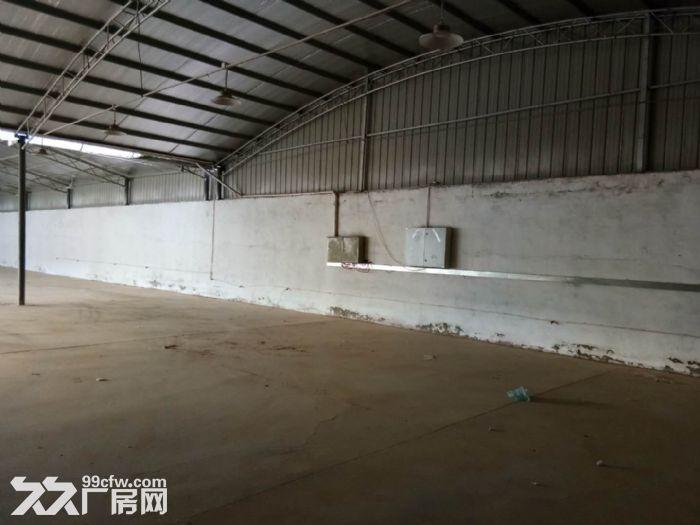 天津宝坻3300平米厂房出租正规园区可办环评业主直租-图(1)