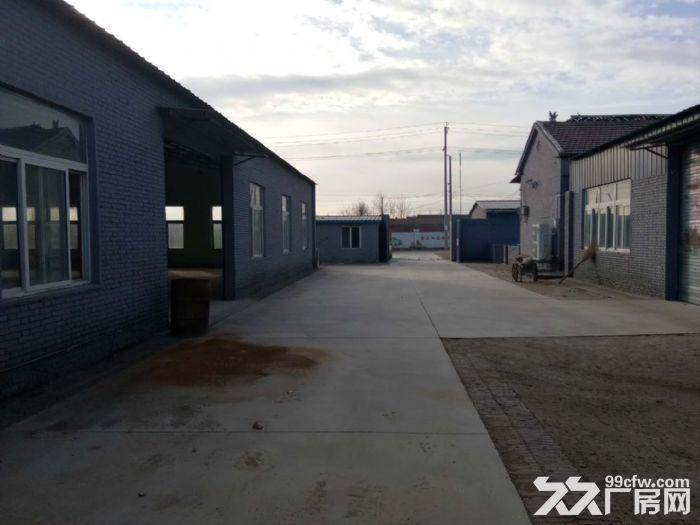 天津宝坻3300平米厂房出租正规园区可办环评业主直租-图(3)