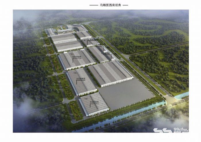 天津西青单层高11米2000平米标准厂房园区直租免中介费-图(2)
