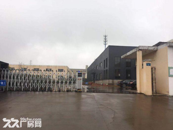 新盖钢架结构厂房出租-图(1)