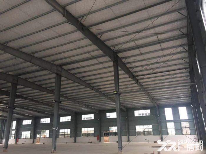 新盖钢架结构厂房出租-图(3)