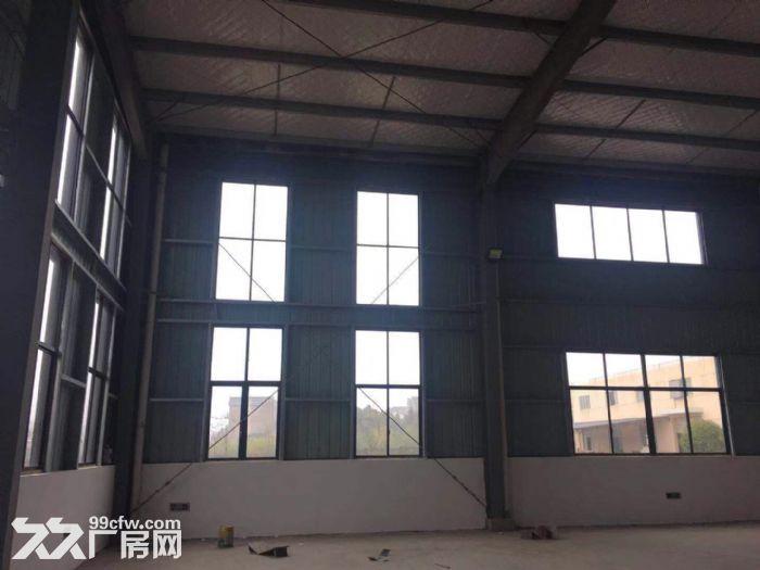 新盖钢架结构厂房出租-图(4)