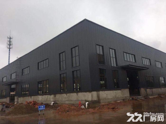 新盖钢架结构厂房出租-图(6)