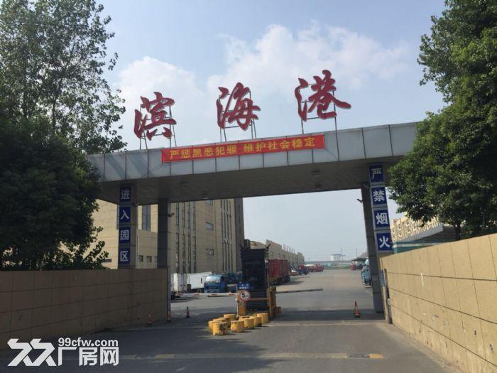 出租萧山周边柯桥滨海港仓储中心、单位公寓出租-图(1)
