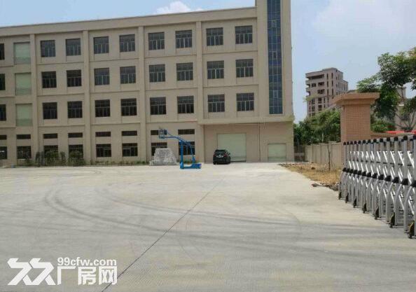 沙井大王山楼上原房东带装修厂房2000平米直租-图(1)