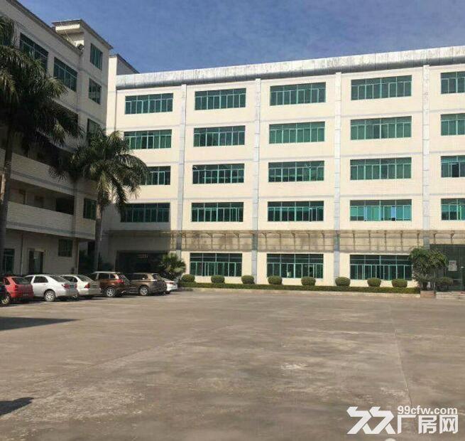 红本厂房石岩高速口新出厂房共4层10000平可办环评-图(1)