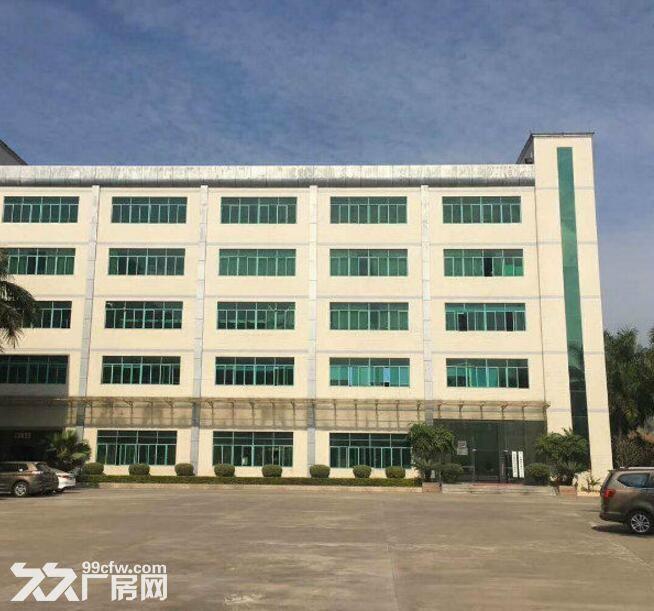 红本厂房石岩高速口新出厂房共4层10000平可办环评-图(2)