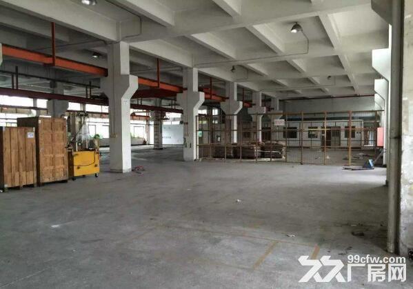 红本厂房石岩高速口新出厂房共4层10000平可办环评-图(3)