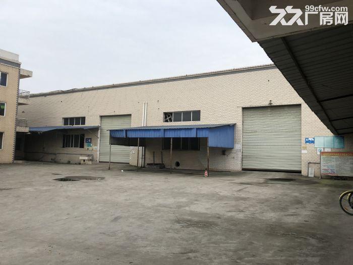 温江3762平米库房出租,独门独户,正规园区,可进13米半挂车!-图(2)