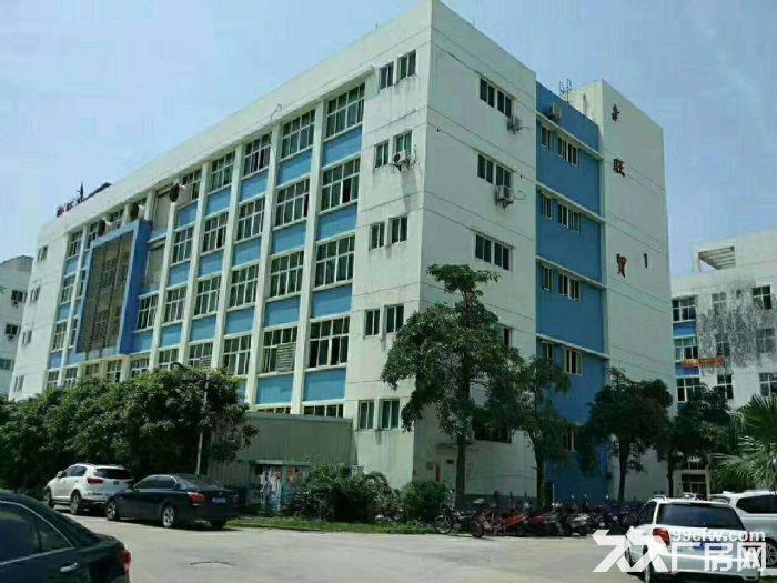 集美后溪工业区4楼标准厂房3000平出售-图(1)