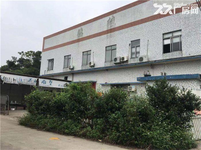 番禺2650方带工业房产证、可分租-图(4)