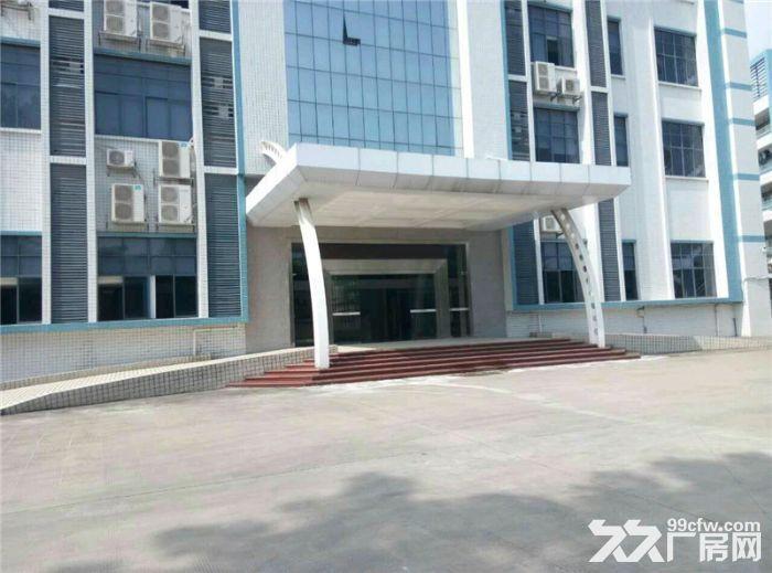 番禺标准办公带工业房产证3600方、有电梯有客梯-图(3)