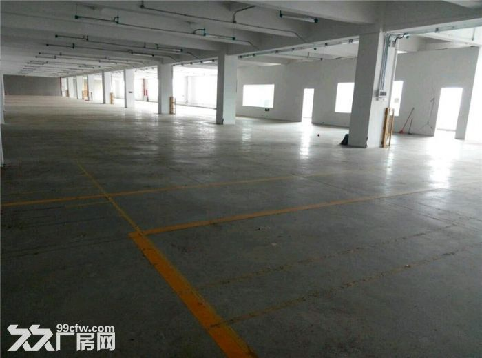 番禺标准办公带工业房产证3600方、有电梯有客梯-图(8)