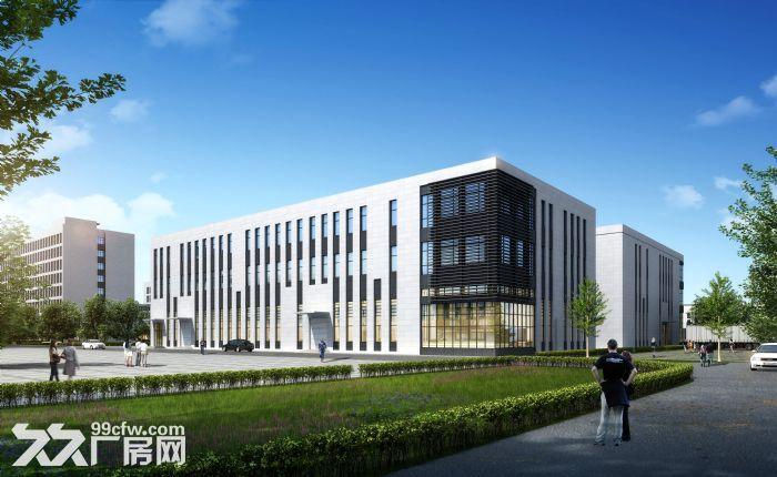 出售济南高新区18万平米标准单层和多层厂房国企开发政策好-图(1)