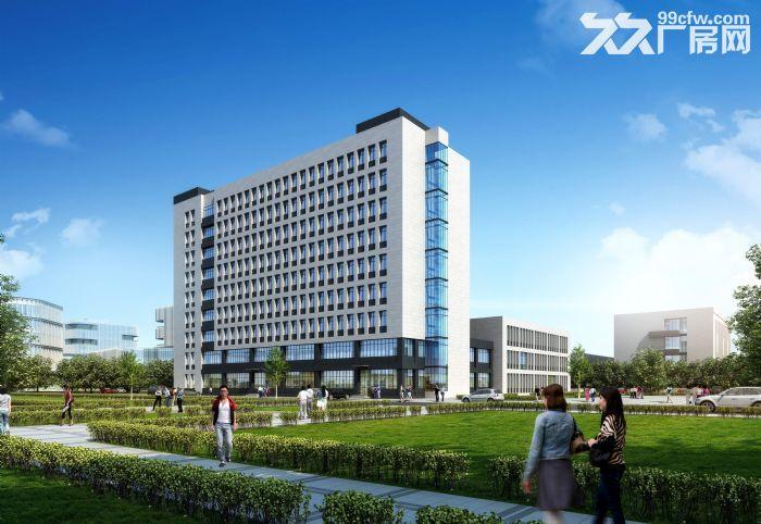 出售济南高新区18万平米标准单层和多层厂房国企开发政策好-图(2)