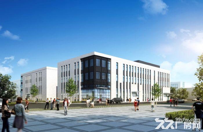 出售济南高新区18万平米标准单层和多层厂房国企开发政策好-图(3)