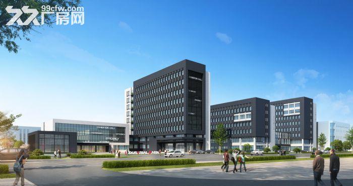 出售济南高新区18万平米标准单层和多层厂房国企开发政策好-图(4)