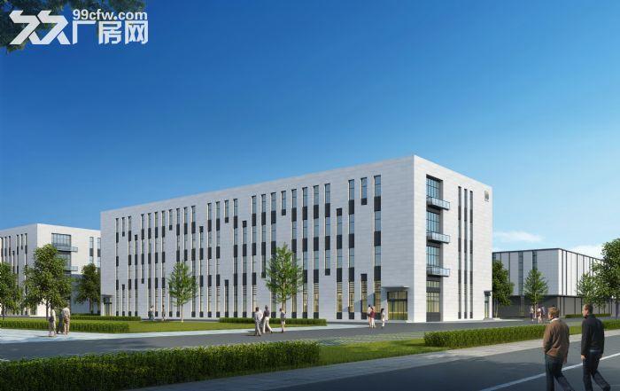 出售济南高新区临空经济区18万方标准厂房政府开发实力保障-图(1)