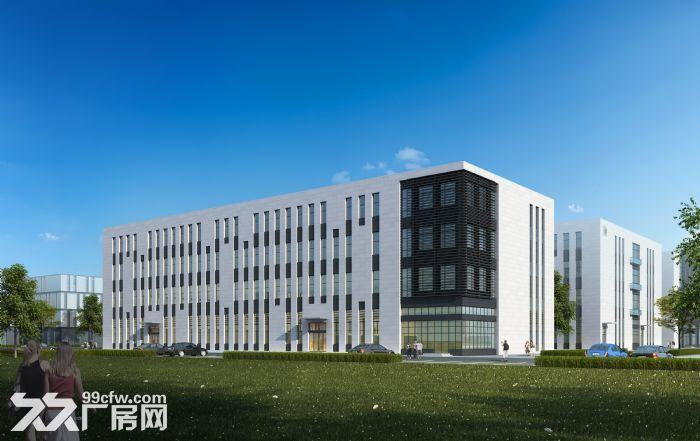出售济南高新区临空经济区18万方标准厂房政府开发实力保障-图(2)