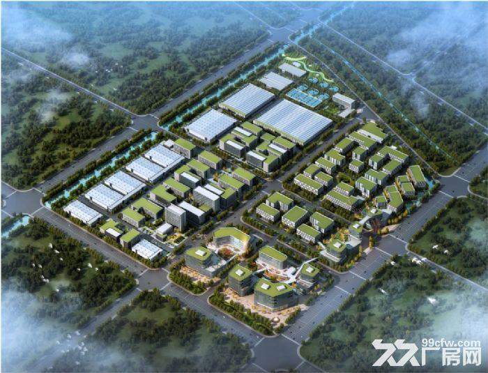 出售济南高新区临空经济区18万方标准厂房政府开发实力保障-图(4)