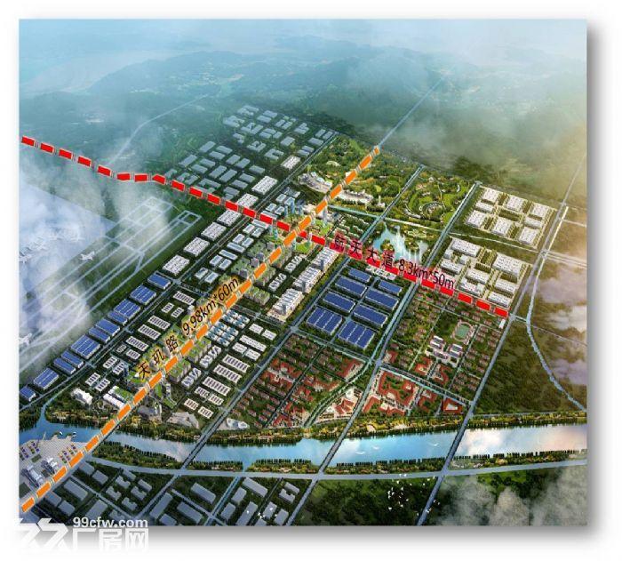 出售济南高新区临空经济区18万方标准厂房政府开发实力保障-图(3)