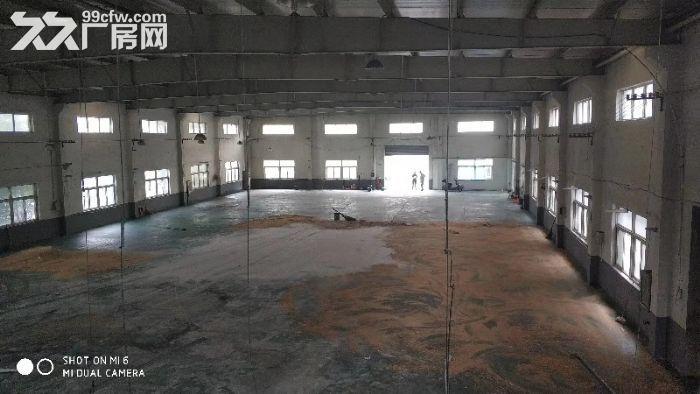 原房外冈工业园1043900平厂房仓库急租可分割两栋单层-图(3)