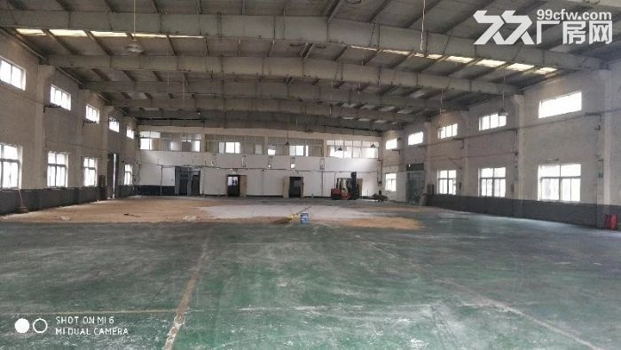 原房外冈工业园1043900平厂房仓库急租可分割两栋单层-图(2)