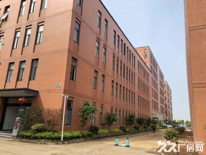 新建标准厂房现房出售双证齐全可分割办证-图(4)