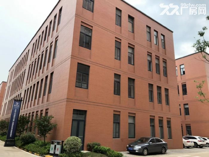 新建标准厂房现房出售双证齐全可分割办证-图(6)